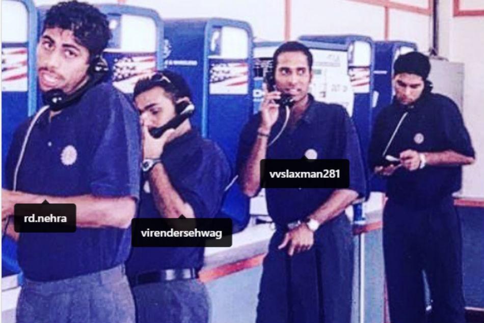 ಮೊಬೈಲ್ ಫೋನ್ ಇಲ್ಲದ ಸಮಯದ ಫೋಟೋ ಹಂಚಿಕೊಂಡ ಯುವರಾಜ್ ಸಿಂಗ್