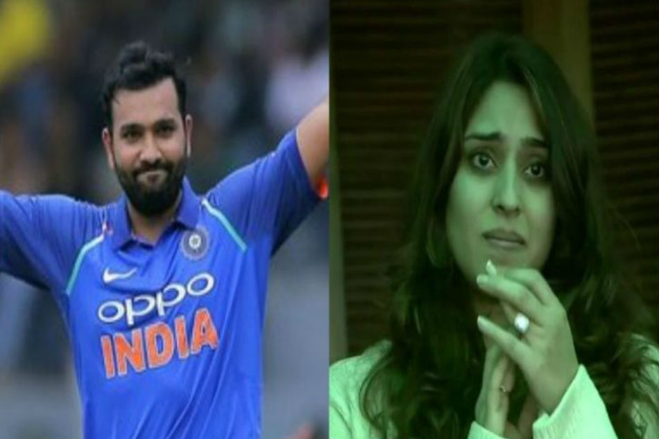 Rohit Sharma Reveals Why Wife Ritika Cried During Record-Breaking Knock