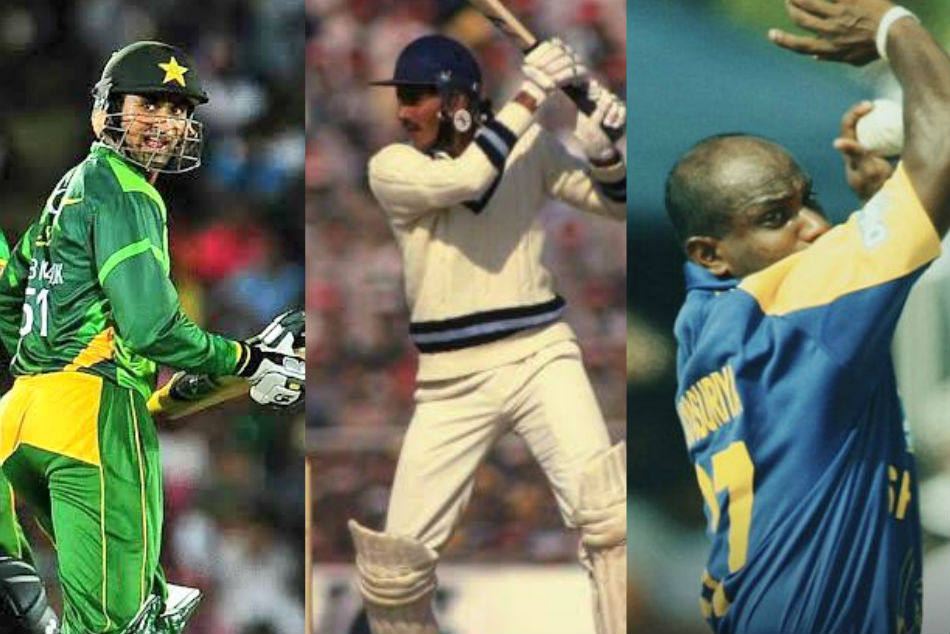 5 Cricketers Who Started career As Bowlers But shined As Batsmen