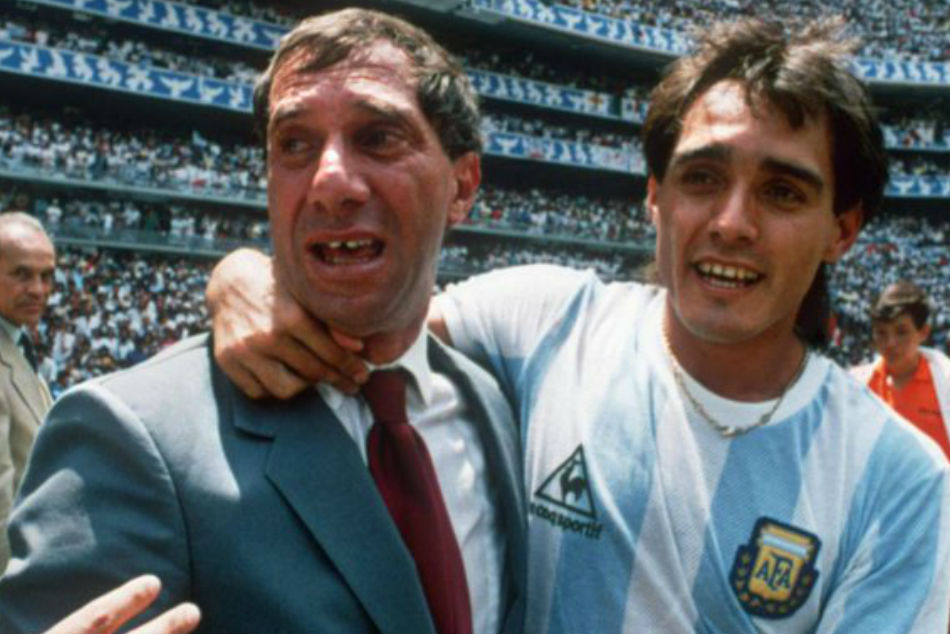 Former Argentina coach Carlos Bilardo tests positive for covid-19