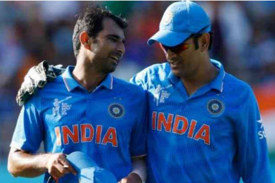 Mohammed Shami Says Players Miss Ms Dhoni's Presence