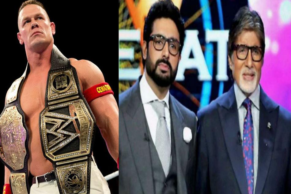ಅಮಿತಾಬ್ ಬಚ್ಚನ್ ಕುಟುಂಬಕ್ಕೆ ಹಾರೈಸಿ WWE ದಿಗ್ಗಜ ಜಾನ್ ಸೀನಾ ವಿಶೇಷ ಪೋಸ್ಟ್