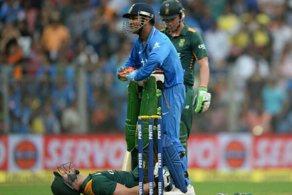 Faf du Plessis recalls India's 5-1 thrashing of South Africa