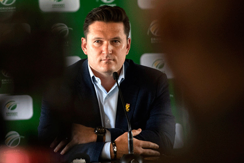 Former South Africa player Graeme Smith joins Black Lives Matter call