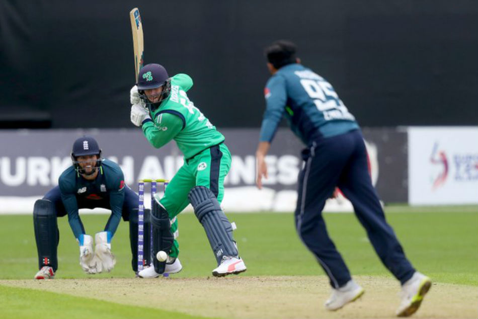 Ireland name 21-man training squad for ODI series against England