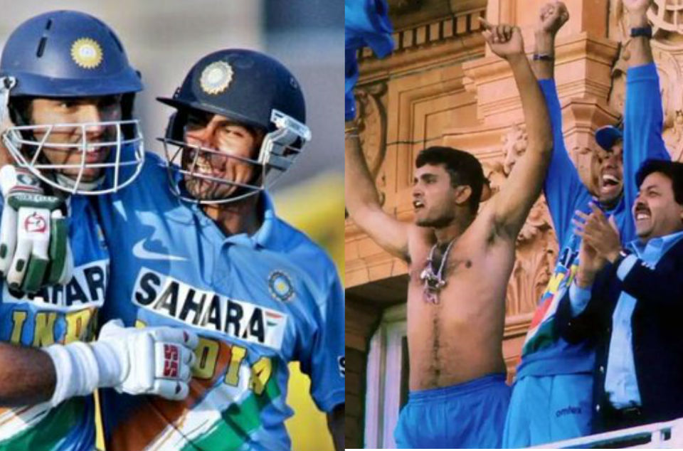 On this day: Team India won their memorable victory in Natwest Series final