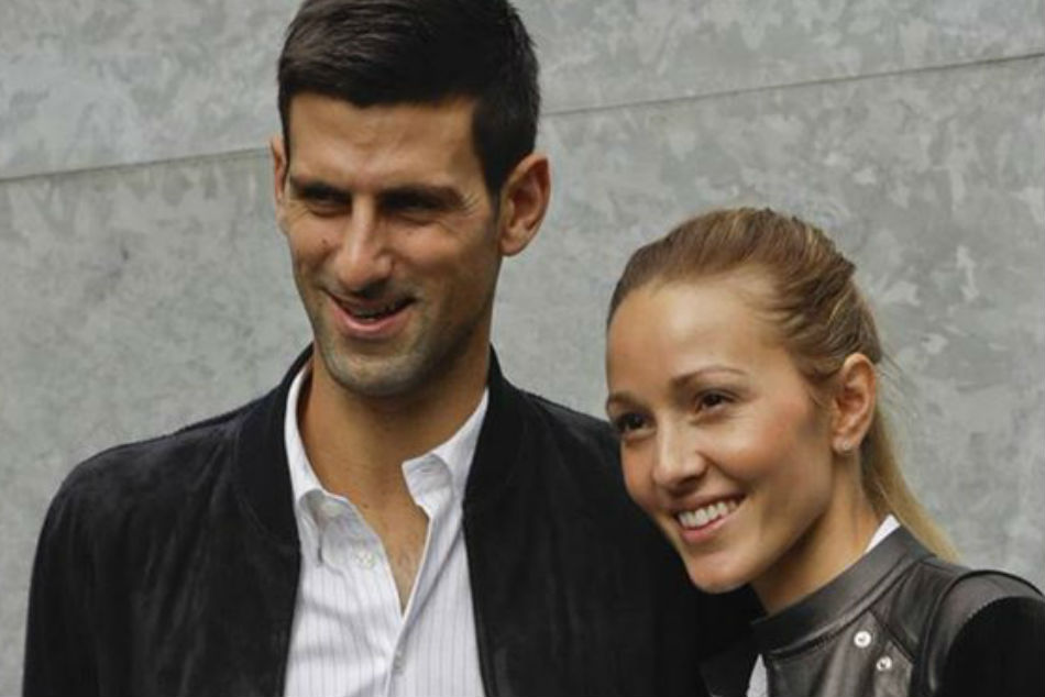 Novak Djokovic, wife Jelena test negative for covid-19