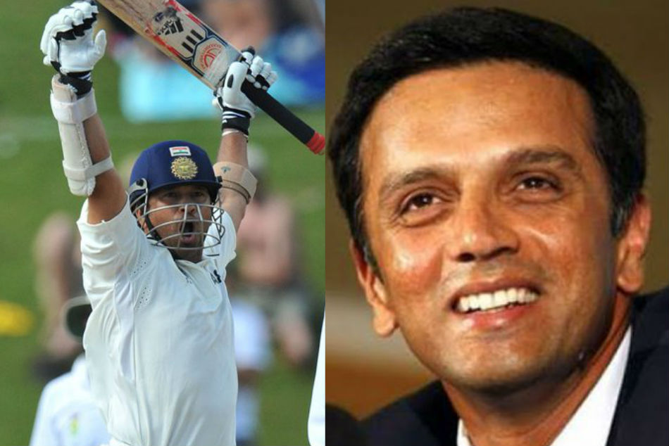 Why did Rahul Dravid declare the innings, when Sachin Tendulkar was on 194?