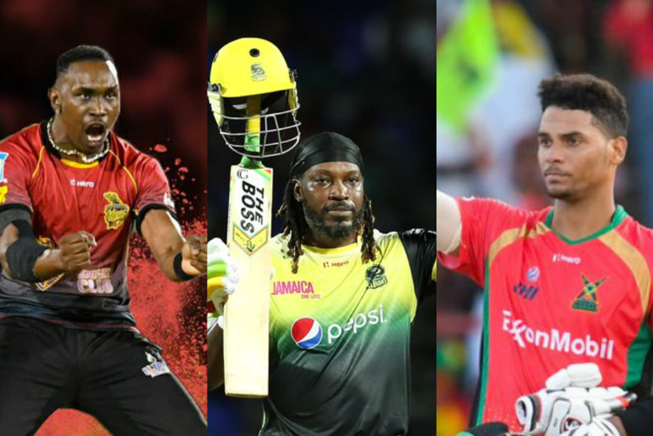 CPL 2020: Top performers in Caribbean Premier League history