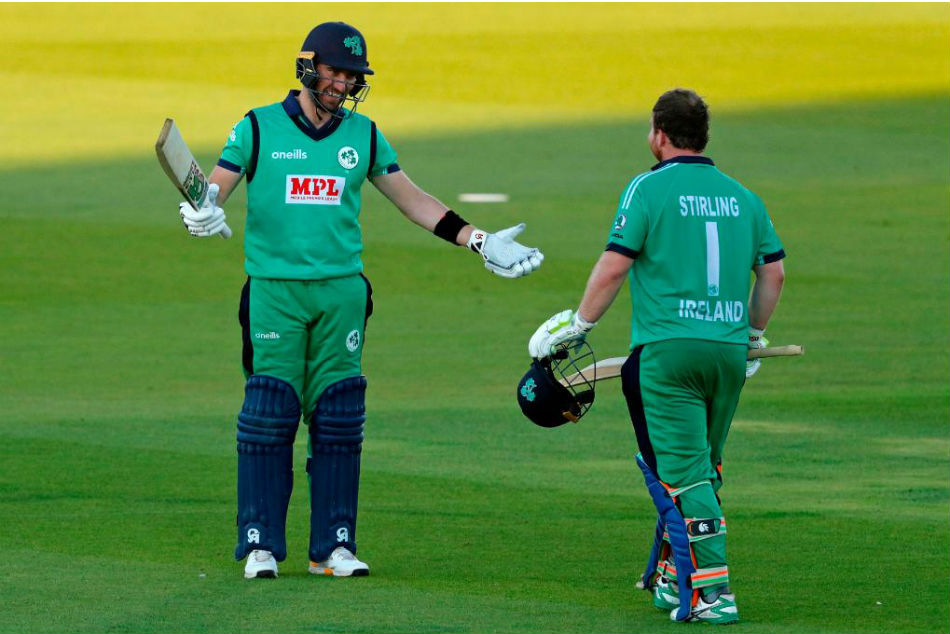 ireland won final match against england