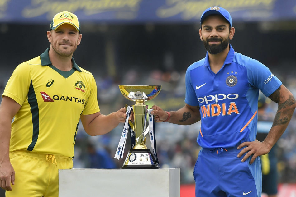 How Aaron Finch Hopes To Help Virat Kohli In Ipl
