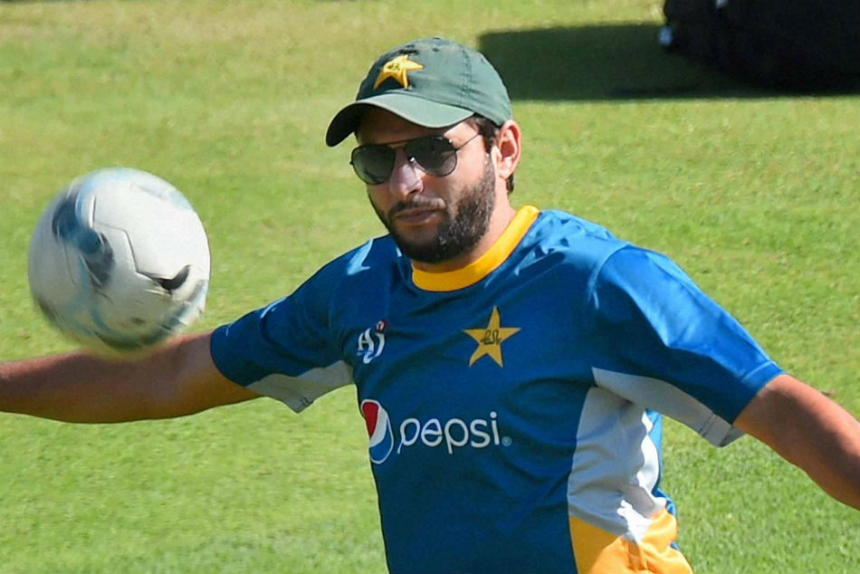 If Pakistan Draw Against England, It's Nothing Less Than A Win: Shahid Afridi
