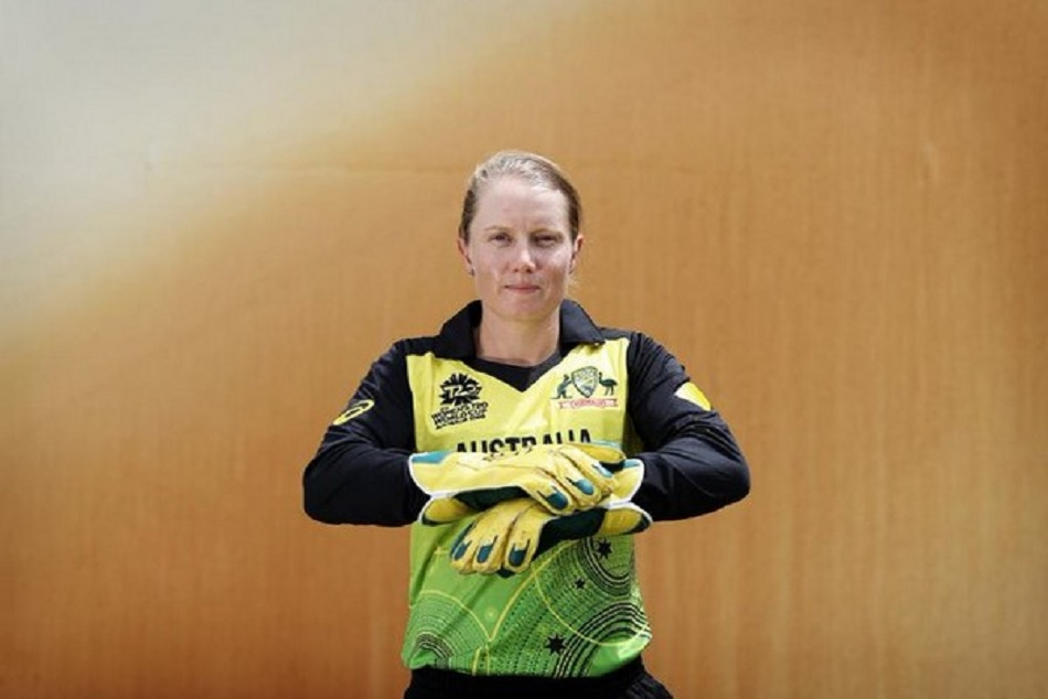 Alyssa Healy breaks Dhonis record of most dismissals by wicket-keeper in T20Is