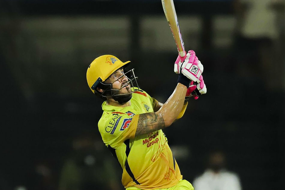 IPL 2020: CSKs Faf du Plessis fourth-fastest foreign player to score 2000 runs