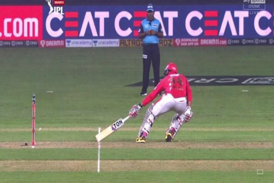 IPL 13: KXIP reports umpiring error against DC to match referee