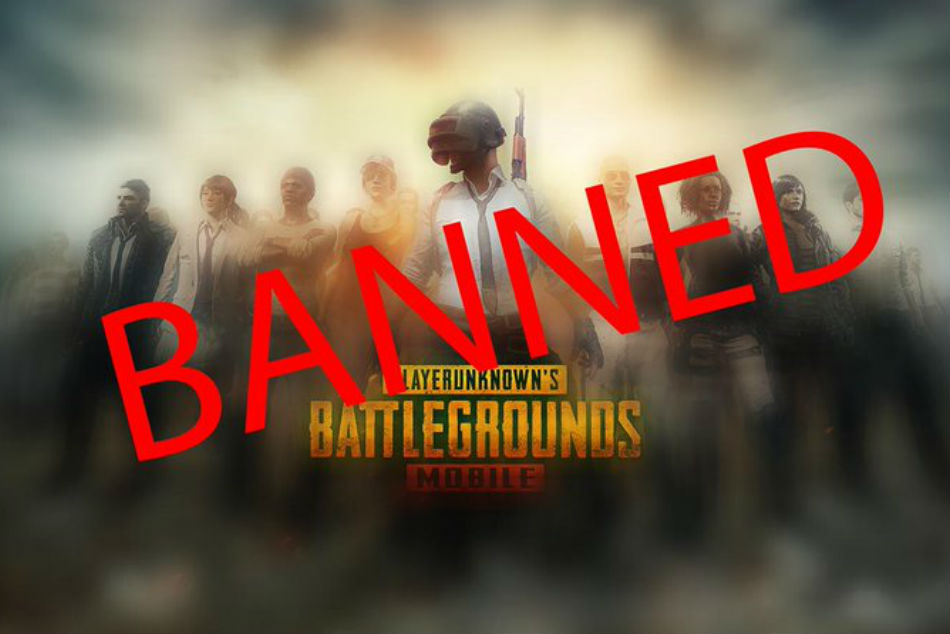 PUBG among 118 Mobile Apps Banned by government