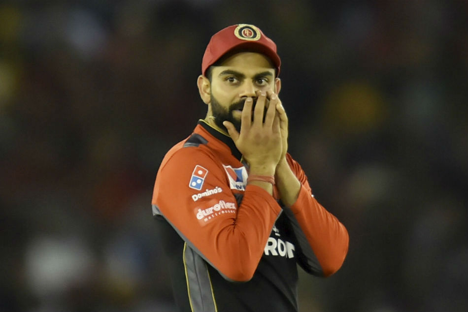 RCB fielding collapse Six drops in two matches already