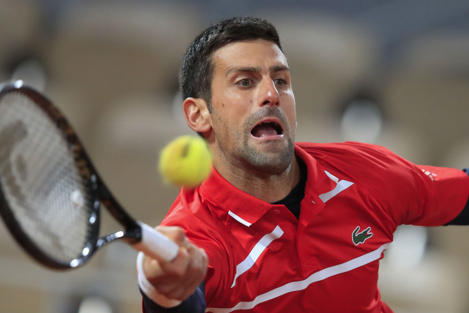 Novak Djokovic Pulls Out Of Paris Masters With No Points To Win