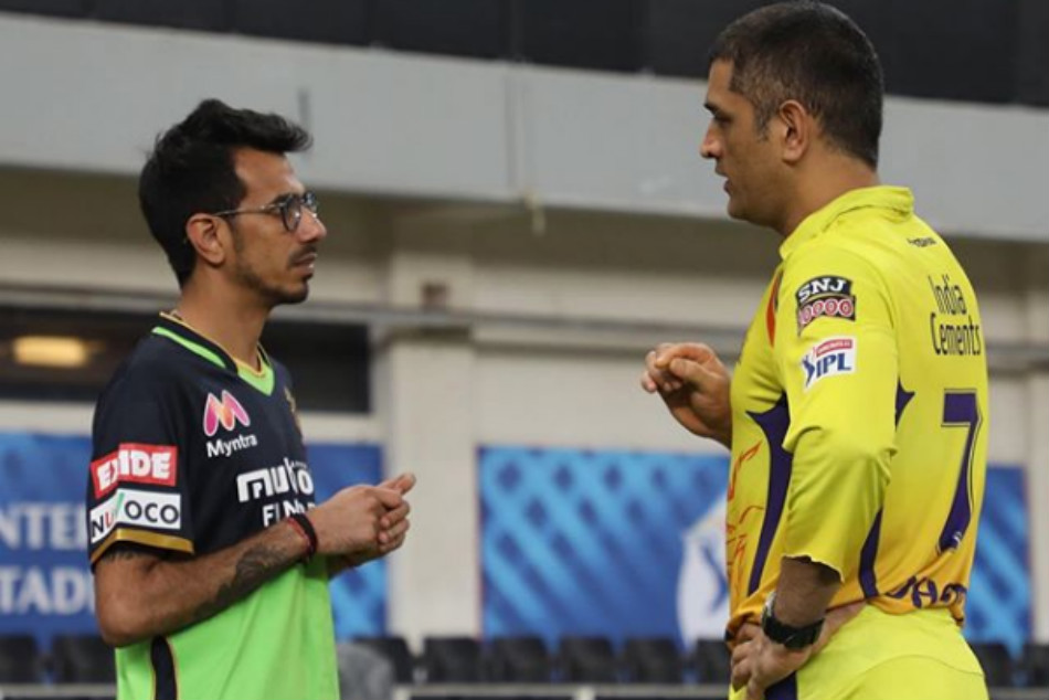 Yuzvendra Chahal Posts Heartwarming Message For MS Dhoni