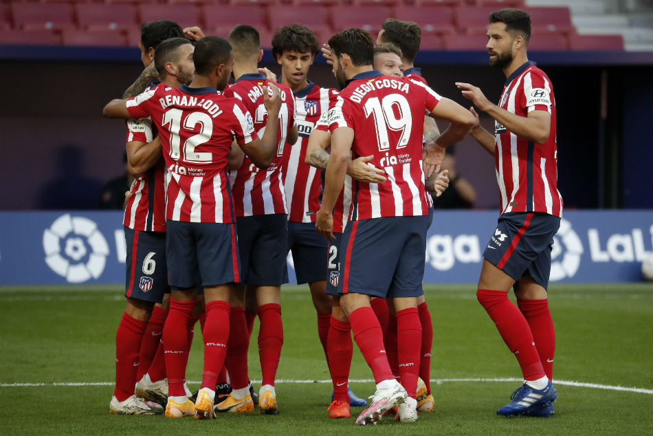 La Liga: Carrasco strike ends Atletico's 10-year wait to beat Barcelona