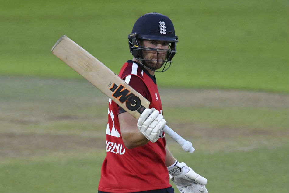 England's Dawid Malan attains highest-ever rating points in T20I history