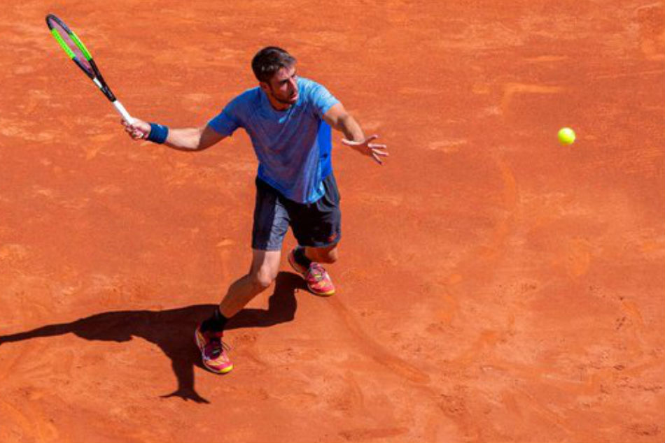 29-yr-old Spanish tennis player banned for 8 years for fixing matches