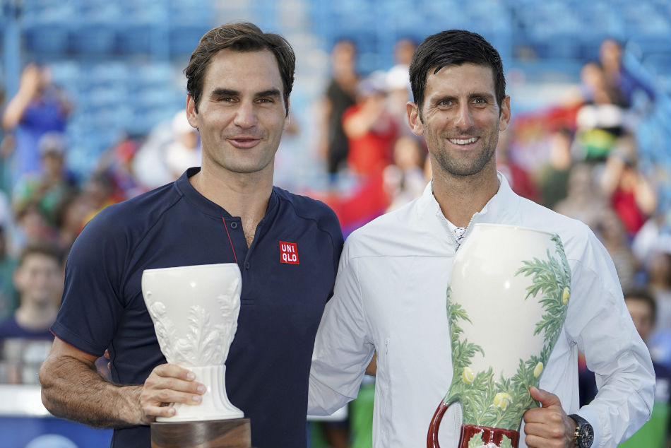Novak Djokovic, Roger Federer, Rafael Nadal, Frances Tiafoe win ATP awards for 2020