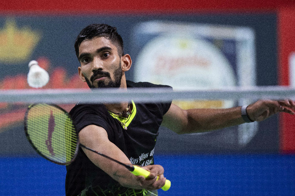 Kidambi Srikanth pulls out, Indian challenge ends in Thailand Open