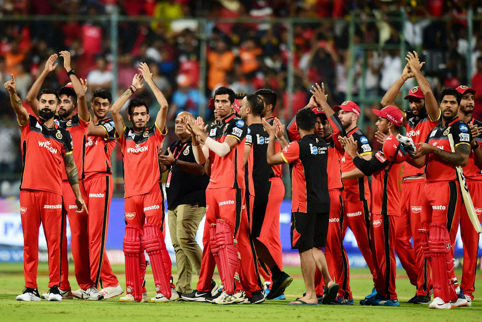 ಭಾರತ vs ಆಸ್ಟ್ರೇಲಿಯಾ: ಗೆದ್ದಿದ್ದು ಭಾರತ, ಸದ್ದು ಮಾಡಿದ್ದು ಆರ್ಸಿಬಿ!