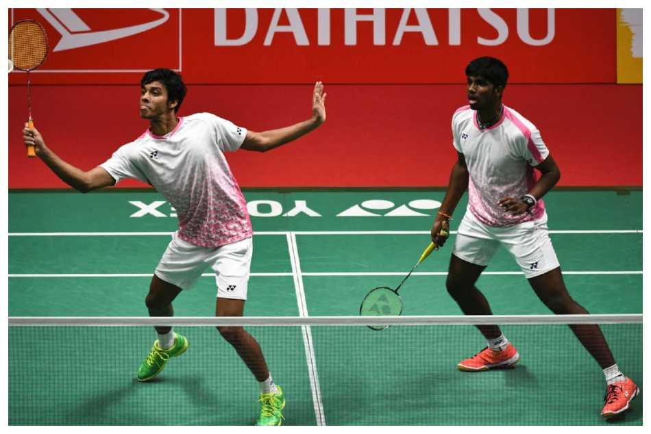 Thailand Open Satwik And Chirag Shetty Pair Crash Out In 2nd Round