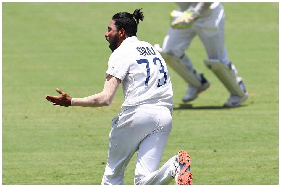 ಭಾರತ vs ಆಸ್ಟ್ರೇಲಿಯಾ: 5 ವಿಕೆಟ್ ಪಡೆದು ಮಿಂಚಿದ ಸಿರಾಜ್: 328 ರನ್ಗಳ ಗುರಿ ಪಡೆದ ಭಾರತ