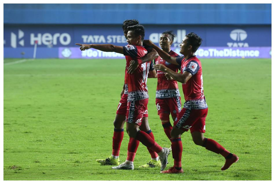 isl 2020 21, bengaluru fc vs jamshedpur fc, match 106, highlights