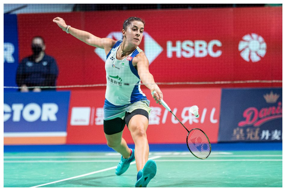 Carolina Marin Pulls Out Of All England Open 2021 Due To Injury