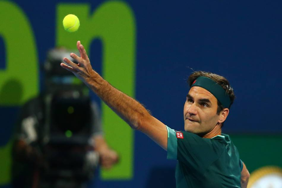 Qatar Open Roger Federer Loses To Nikoloz Basilashvili In Second Match