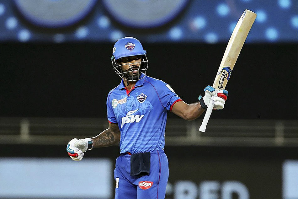 IPL 2021: Shikhar Dhawan is Orange cap holder now