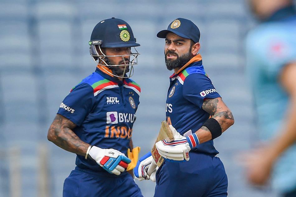 ICC ODI rankings: ಮೇಲಕ್ಕೇರಿದ ಶಿಖರ್ ಧವನ್, 2ರಲ್ಲೇ ಉಳಿದ ವಿರಾಟ್ ಕೊಹ್ಲಿ!