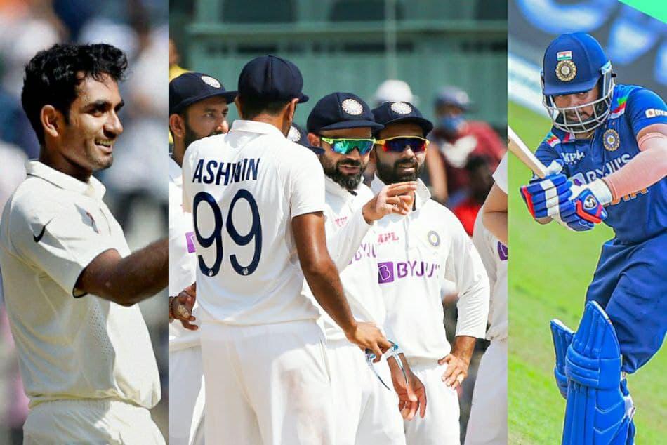 ಭಾರತ vs ಇಂಗ್ಲೆಂಡ್: ಟೀಮ್ ಇಂಡಿಯಾದಿಂದ ಈ ಮೂವರು ಆಟಗಾರರು ಔಟ್, ಬದಲಿ ಆಟಗಾರರ ಸೇರ್ಪಡೆ