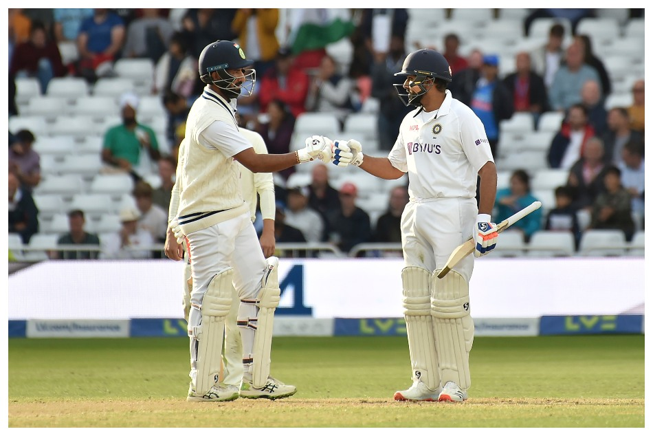 ಭಾರತ vs ಇಂಗ್ಲೆಂಡ್: 2ನೇ ಟೆಸ್ಟ್ನಲ್ಲಿ ಭಾಗಿಯಾಗಲು ಲಂಡನ್ಗೆ ಪ್ರಯಾಣಿಸಿದ ಟೀಮ್ ಇಂಡಿಯಾ