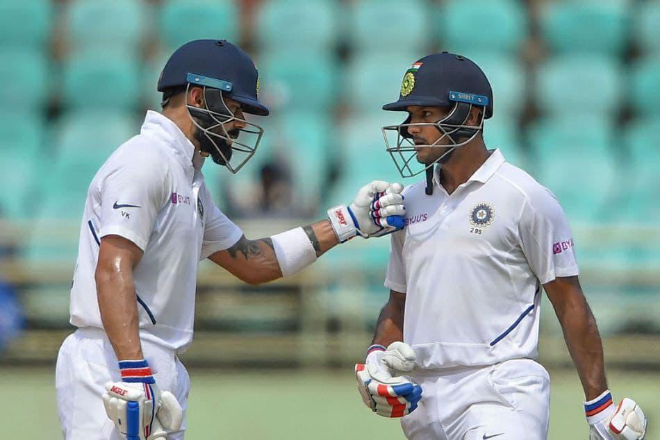 ಭಾರತ vs ಇಂಗ್ಲೆಂಡ್: ಮಯಾಂಕ್ ಅಗರ್ವಾಲ್ ಅಗತ್ಯತೆಯಿಲ್ಲ ಎಂದು ಪರೋಕ್ಷವಾಗಿ ಹೇಳಿದ ಕೊಹ್ಲಿ!