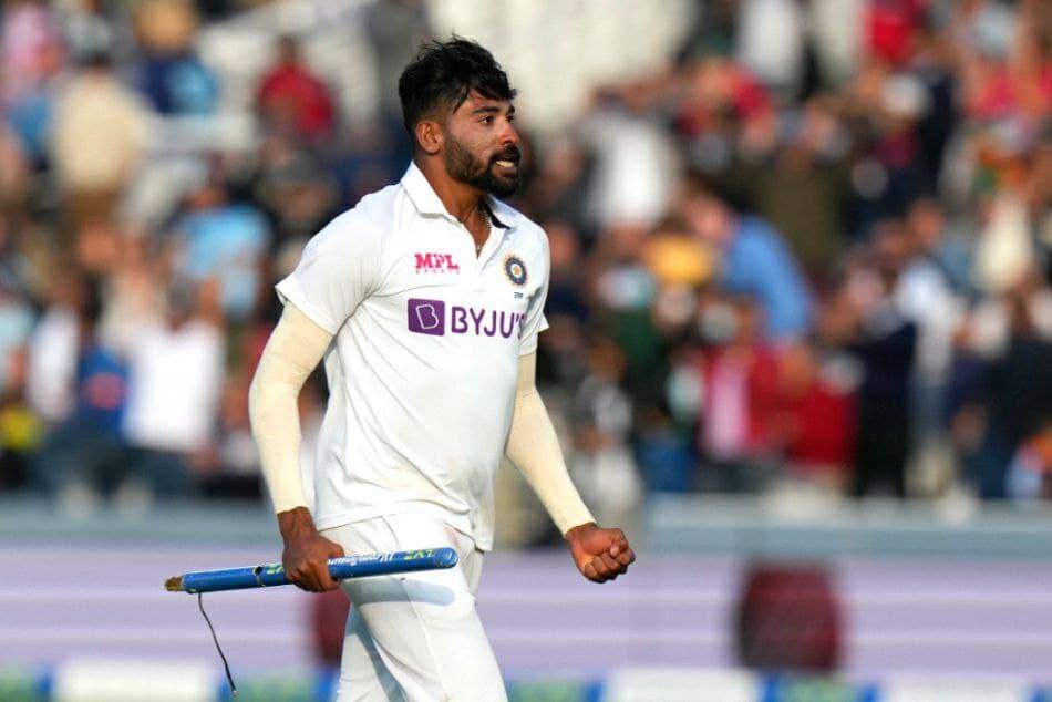 ಭಾರತ vs ಇಂಗ್ಲೆಂಡ್: ಲಾರ್ಡ್ಸ್ನಲ್ಲಿ 39 ವರ್ಷಗಳಿಂದ ಯಾರೂ ಮುಟ್ಟದ ದಾಖಲೆಯನ್ನು ಮಾಡಿದ ಸಿರಾಜ್!