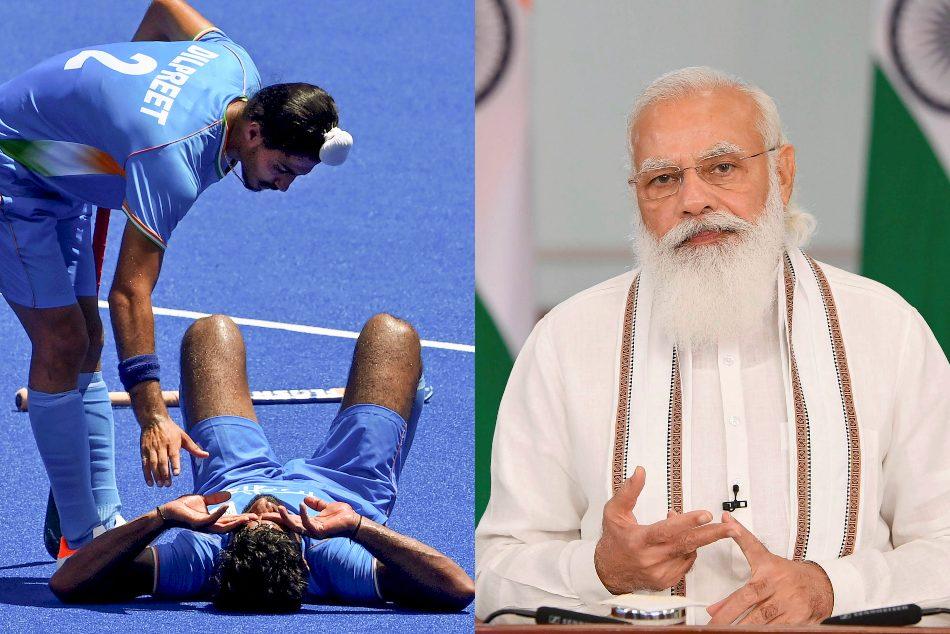 ಭಾರತ vs ಬೆಲ್ಜಿಯಂ ಹಾಕಿ ಸೆಮಿಫೈನಲ್ ವೇಳೆ ಪ್ರಧಾನಿ ಮೋದಿ ಟ್ರೋಲ್!