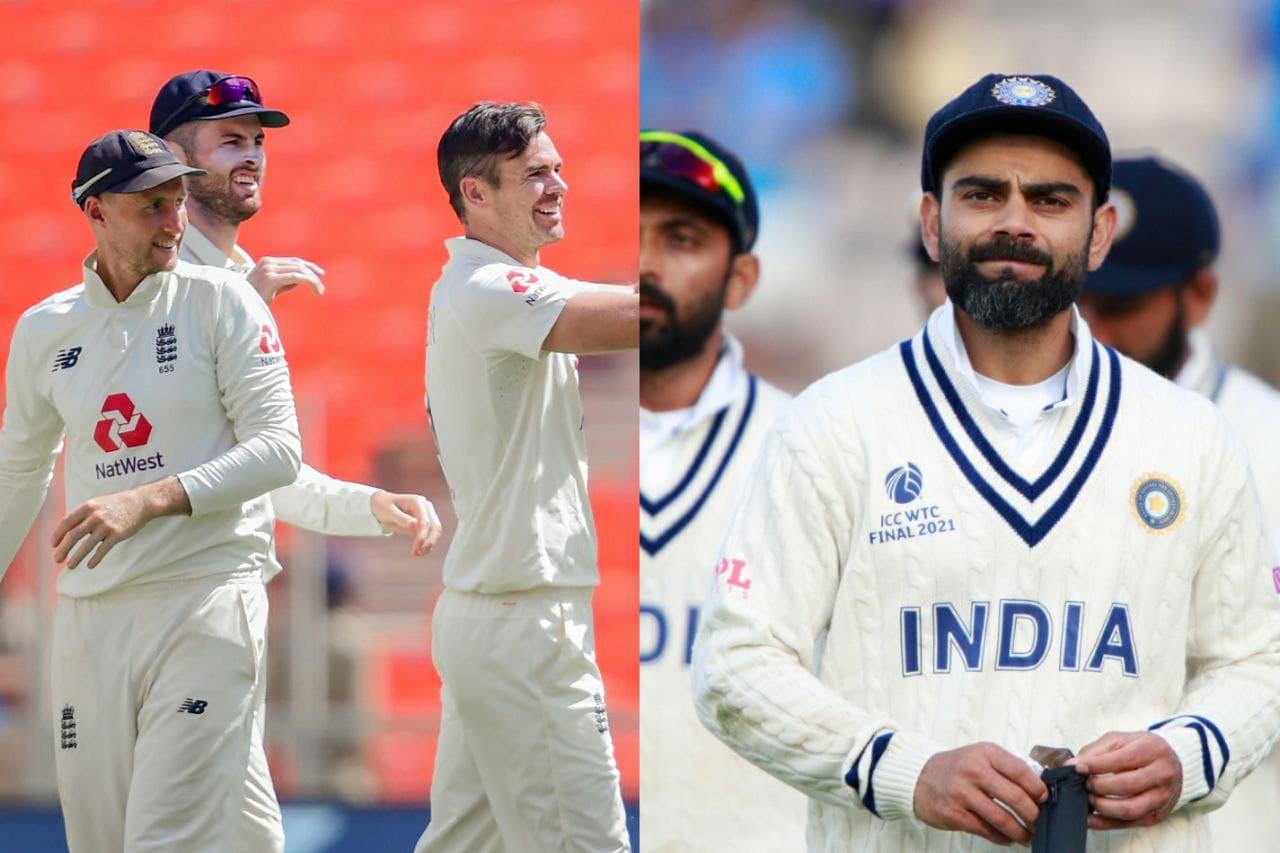 ಭಾರತ vs ಇಂಗ್ಲೆಂಡ್: ಟೆಸ್ಟ್ ಇತಿಹಾಸದಲ್ಲಿ ಯಾರದ್ದು ಮೇಲುಗೈ? ಬಲಿಷ್ಠರಾರು ಗೊತ್ತಾ?