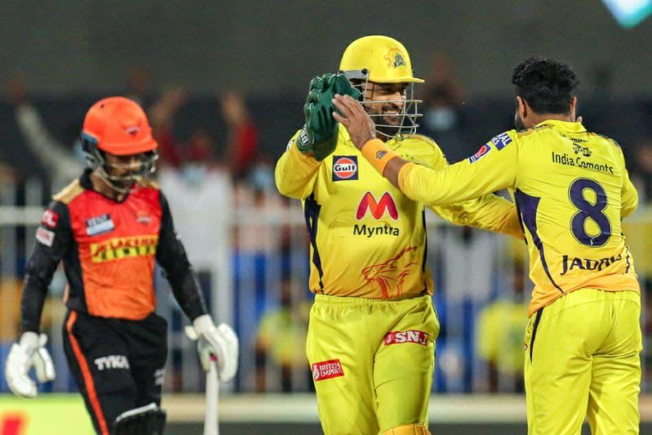 CSK vs SRH: ಮುಂದುವರೆದ ಚೆನ್ನೈ ಗೆಲುವಿನ ನಾಗಾಲೋಟ, ಮತ್ತೆ ಮುಗ್ಗರಿಸಿದ ಹೈದರಾಬಾದ್