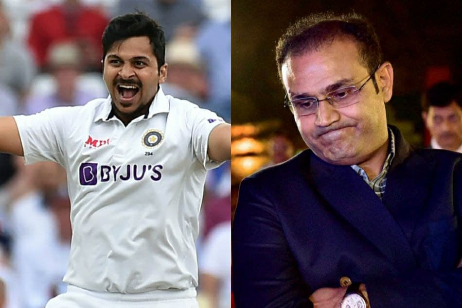 ಭಾರತ vs ಇಂಗ್ಲೆಂಡ್: ವಿರೇಂದ್ರ ಸೆಹ್ವಾಗ್ ದಾಖಲೆ ಮುರಿದ ಶಾರ್ದೂಲ್ ಠಾಕೂರ್