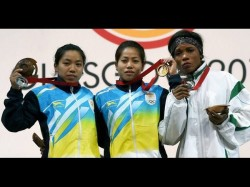Cwg 2014 Full List India S Medals Winners On Day 2 July