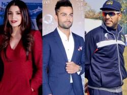 Anushka Sharma Virat Kohli Controversy Yuvraj Singh Support Them Wc Loss