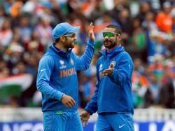 Post 2015 Wc Virat Kohli At 4 Shikhar Dhawan Rises To 6 In Icc Rankings