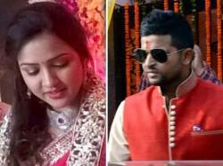 Suresh Raina Marriage Pics Bachelor Party Leela Palace Delhi