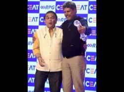 Ceat Awards 2014 15 Vinay Kumar Ajinkya Rahane Sangakkara Kapil Dev