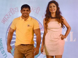 Pro Wrestling League Launched Presence Sushil Kumar